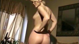 Naomi's Pink Pantyhose