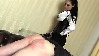 German Mom Mistress Displeased See pt2 at goddessheelsonline