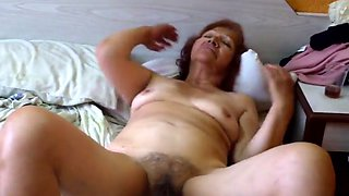 Crazy Latina, Granny xxx video