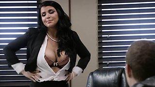 Brazzers - Big Tits at Work - Pressing News s