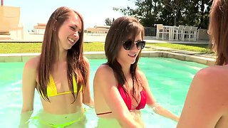 RealityKings - We Live Together - Pool Party