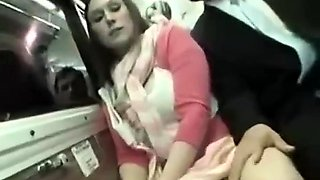 Nice women are groped on the bus PT1 - More On HDMilfCam.com