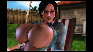 Bioshock elizabeth sex compilation - 3 part 9