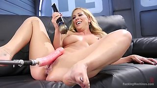 no man satisfy thick mom anna deville like a fucking machine