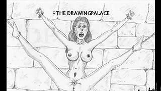 Hand drawn sex cartoons and 3d animated sex