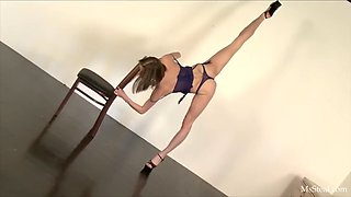striptease flexible