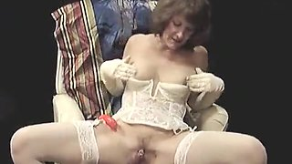 Incredible Amateur record with Lingerie, Piercing scenes
