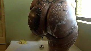 Hottest amateur BBW, Tattoos porn scene
