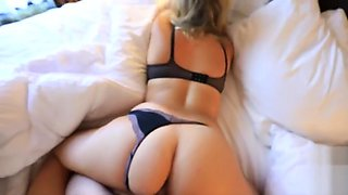 Step sister Told dad We Fucked