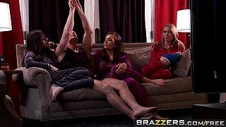 Brazzers - Real Wife Stories -  Slut Wives scene starring Jennifer White