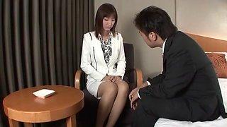 Horny Japanese slut Saki Ootsuka, Mirai Koda, Risa Tsukino in Best Dildos/Toys, Secretary JAV video