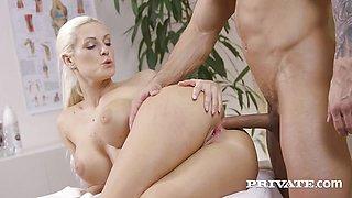 Hardcore assfucking with Babe Blanche Bradburry