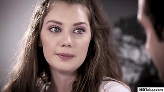 Virgin 18yo elena koshka visits the doctor