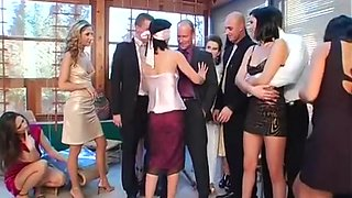 Kinky Sex Party With Wild Babes Getting Screwed Like Mad