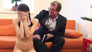 Daughter is Extra Horny For Daddys Cock