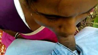 Desi Village Married Aunty Sucking Her Boyfriend Outdoor