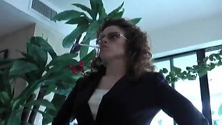 Hottest homemade MILFs, Smoking adult movie