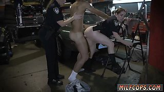 Milf scissors girl and german boss first time Chop Shop Owner Gets Shut Down