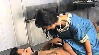 Indian Aunty Hot Sex With Husband Brother Dewar Bhabhi