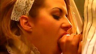 Inari Vachs snob hill maid service