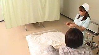 Best Japanese girl Hinata Komine, Luna Kanzaki, Nozomi Osawa in Fabulous Handjobs, Blowjob JAV movie