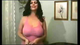 Babe big tits brakess smoking fetish