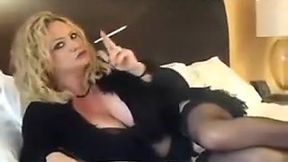 Best homemade MILFs, Blonde porn scene
