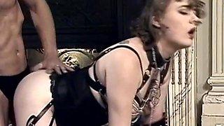 Crazy homemade Hardcore, Blowjob porn clip