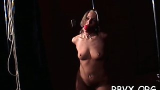 bondage time with mature slut video clip 1