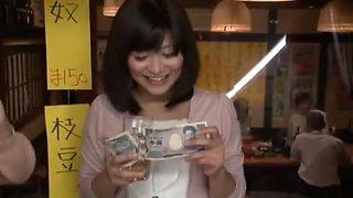 Fabulous Japanese model Aika Hoshino, Aika, Nao Yoshimi in Horny Squirting, Stockings JAV movie
