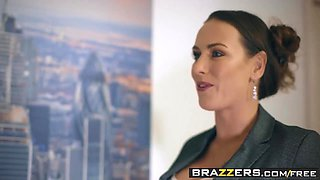 Brazzers - Big Tits at Work - Under The Table Deal scene sta
