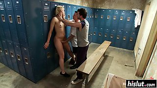 Dylan gets tied up and fucked