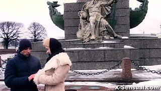 Yan has a perfect seduction plan for Via Lasciva. He takes