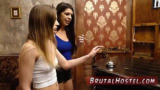Teen fucks her old boss Two youthful sluts Sydney Cole and Olivia Lua our down south