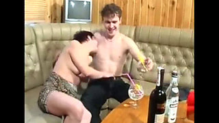 Drunk Mom Fucks Step Son - new