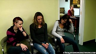 corporal punishment in schools of four girls