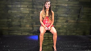Sex wrestling man domination first time Last night, Kaylee B