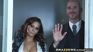 Big Tits at School - Madison Ivy Rebeca Linares Johnny Sins - The Rack of the Clones - Brazzers