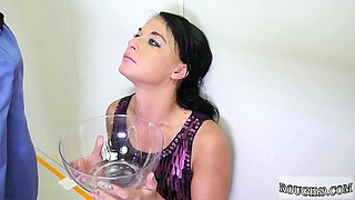 Extreme brutal gangbang crying and step mom bondage Talent H