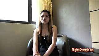 Filipina Creampie presents Iira