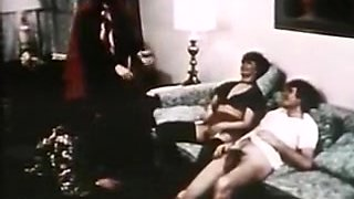 Fabulous retro sex video from the Golden Age