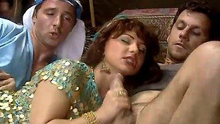 ana harnal & shonna lynn gangbang classic
