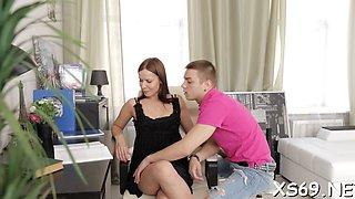 hot erotic scene in a bedroom clip segment 1