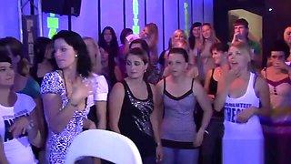 Luscious Lassies Pleasure Dicks At A Party