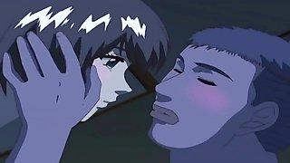 Young Anime Ecchi Orgasm
