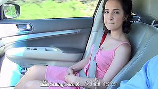 CastingCouch-X - Shy college student Stephanie Carter