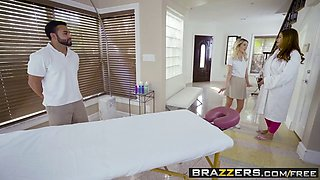 brazzers - dirty masseur -  what the client wants, the clien