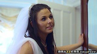 Brazzers - Big Butts Like It Big - Simony Diamond and Danny D - Big Butt Wedding Day
