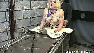 young babe extreme bondage