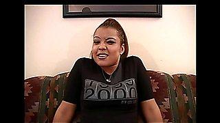 Rene a.k.a. Mercedes Santos Sucks Black Dick and Gets Anal - xHamster.com